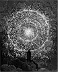From Gustave Dore's Divine Comedy illustrations--the  Empyrean one.